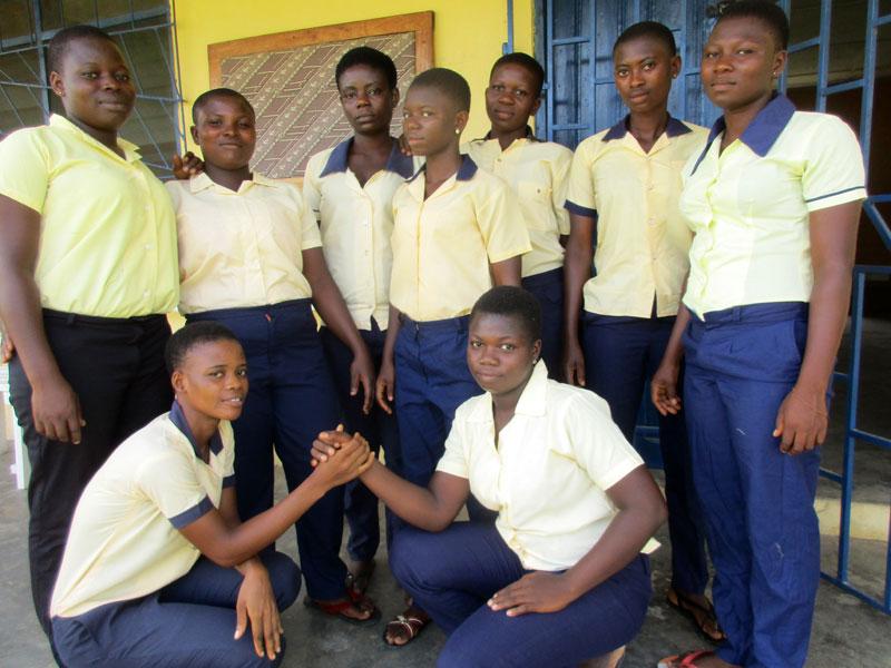 Die Maase Girls vom Schneiderkurs 3