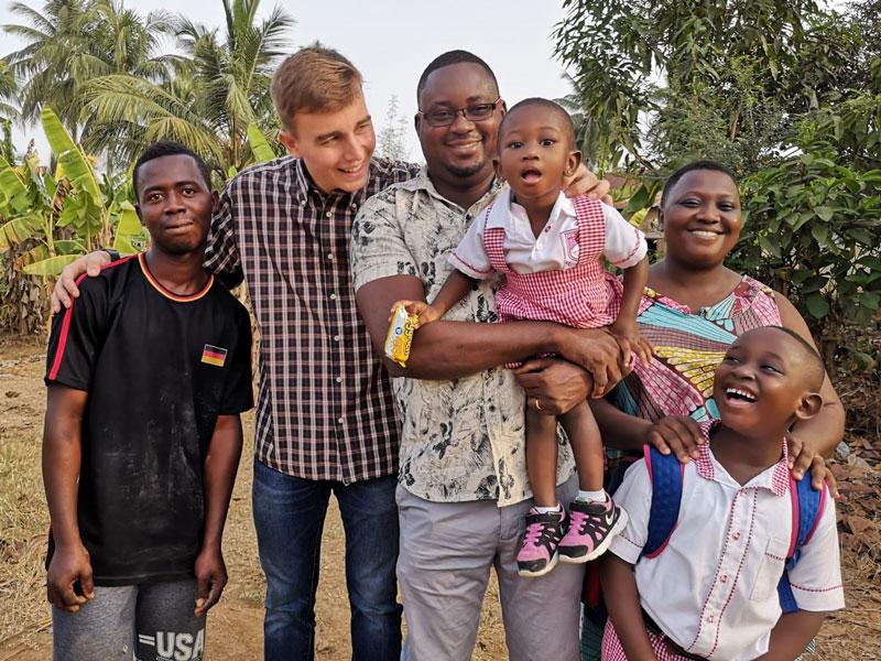 Freiwilligendienst in Ghana